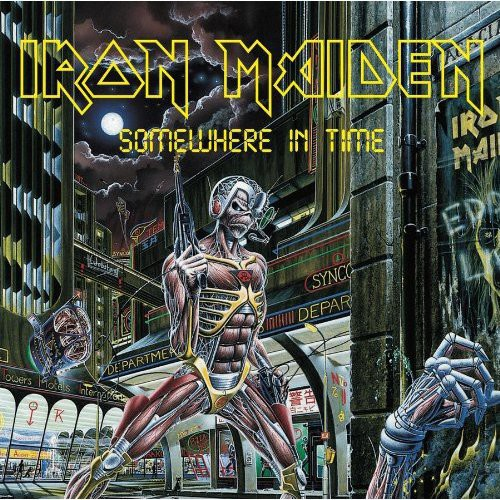 3c2a3517 Iron Maiden(CD) - The Metal Music Stop