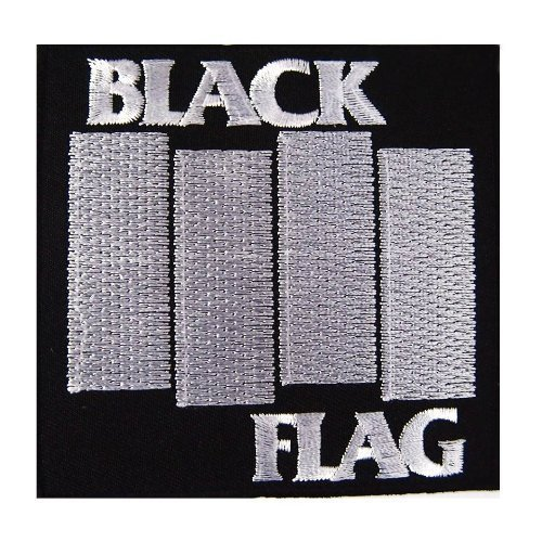 a3a91aa78 BLACK FLAG(Patch) - The Metal Music Stop