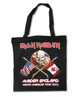 1c6fd742 IRON MAIDEN TOTE BAG - The Metal Music Stop