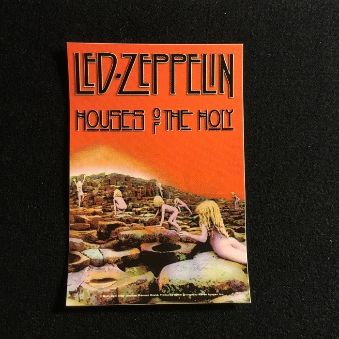 37b22a09 LED ZEPPELIN(Sticker) - The Metal Music Stop