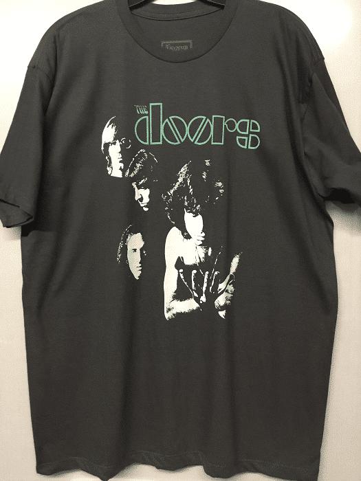 DOORS (T-Shirt) & DOORS(T-Shirt) - The Metal Music Stop