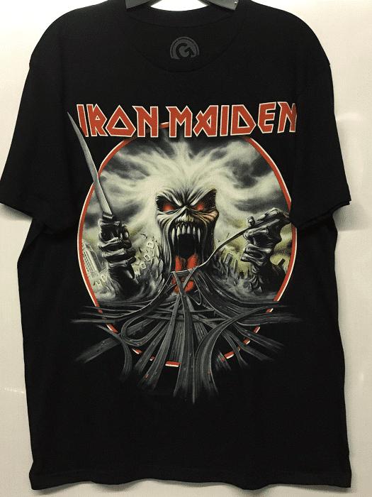 867cfa64 IRON MAIDEN(T-Shirt) - The Metal Music Stop