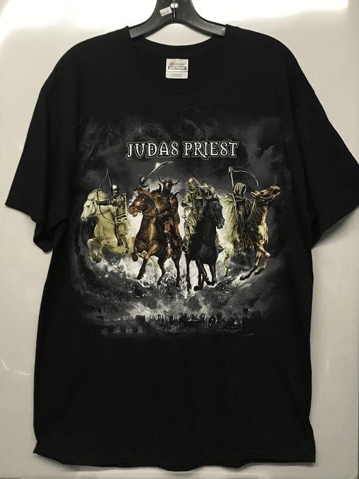 94a54e5e9 JUDAS PRIEST(T-Shirt) - The Metal Music Stop