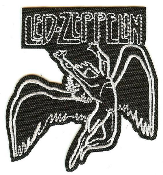 cecc3d35 LED ZEPPELIN(PATCH) - The Metal Music Stop