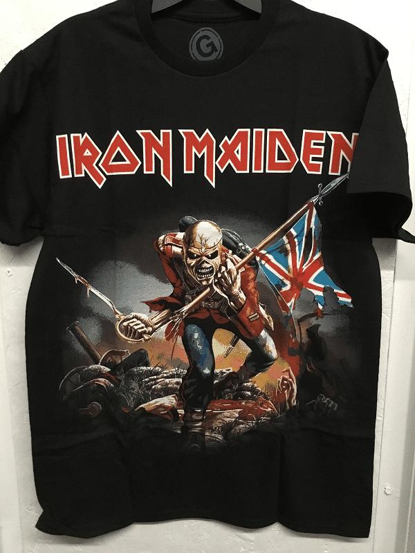 507234d8 IRON MAIDEN(T Shirt) - The Metal Music Stop