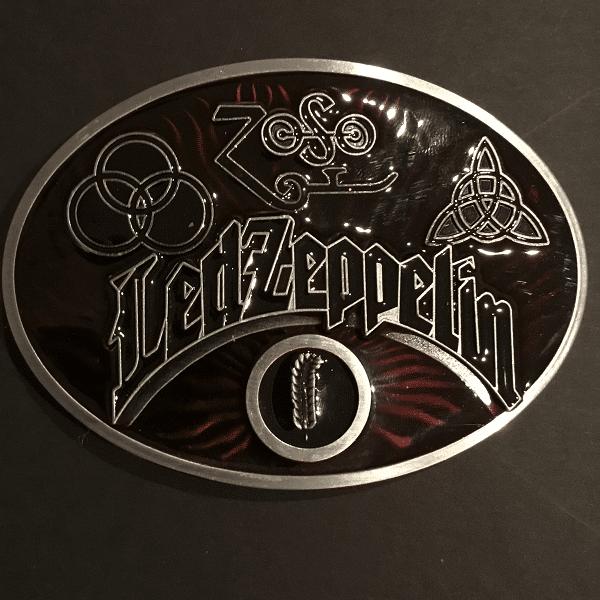 2cc9c05f Led ZeppelinBelt Buckle - The Metal Music Stop